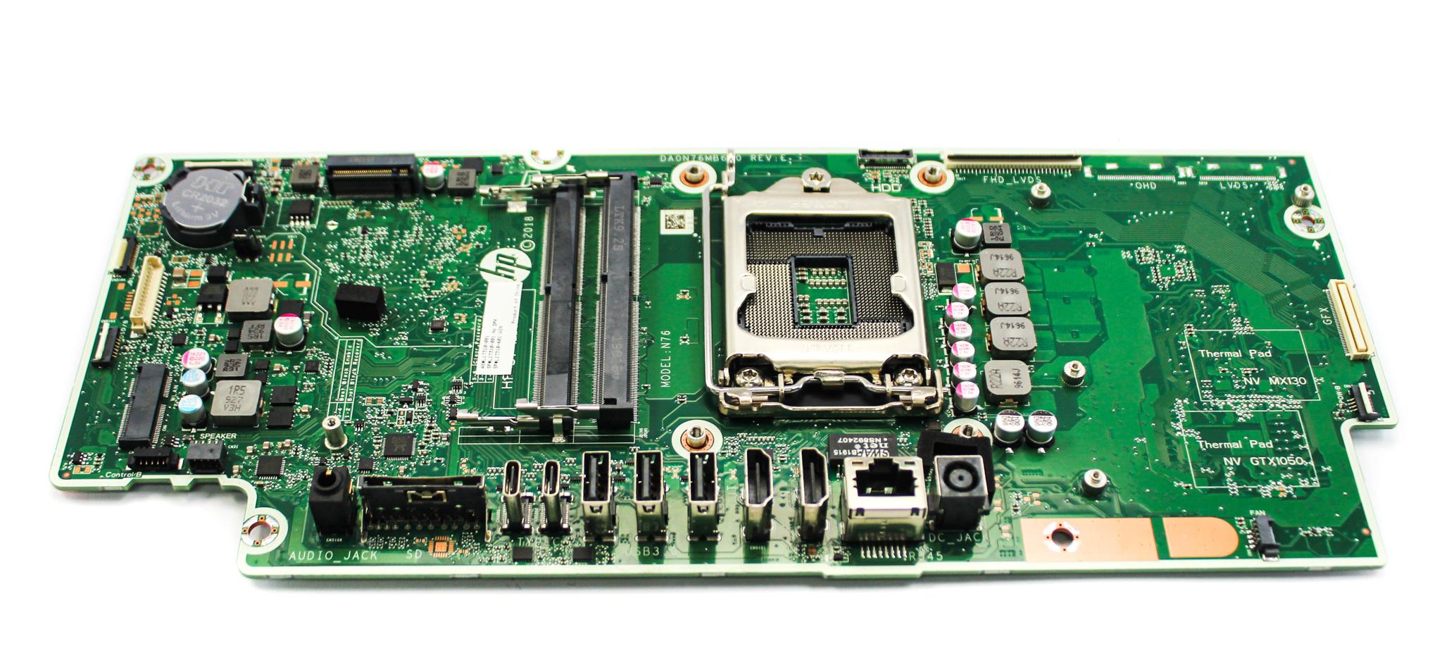 HP L17310-001 Pavilion xa AiO PC Motherboard /F 9th Gen Intel CPU